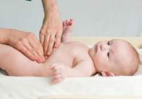 שמן שלוס לעיסוי הבטן - Baby Colic